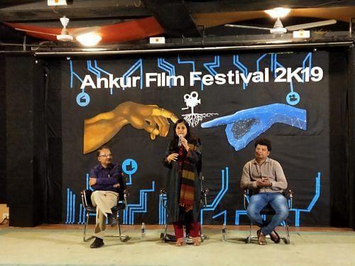 अंकुर फिल्म फेस्टिवल : सोशल मिडिया नवंमाध्यम, त्यातून व्यक्त व्हा – चक्रवर्ती भटकळ