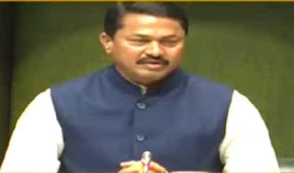 Congress' Nana Patole elected unopposed as Maharashtra Speaker