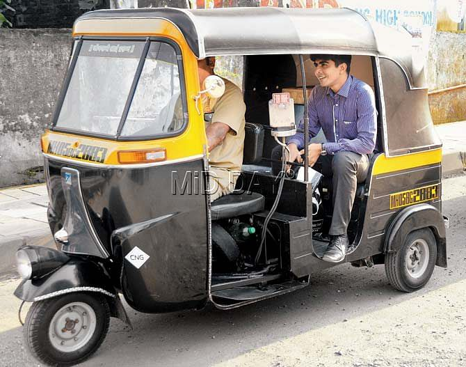 RTO acts against 29 rickshaws on first day