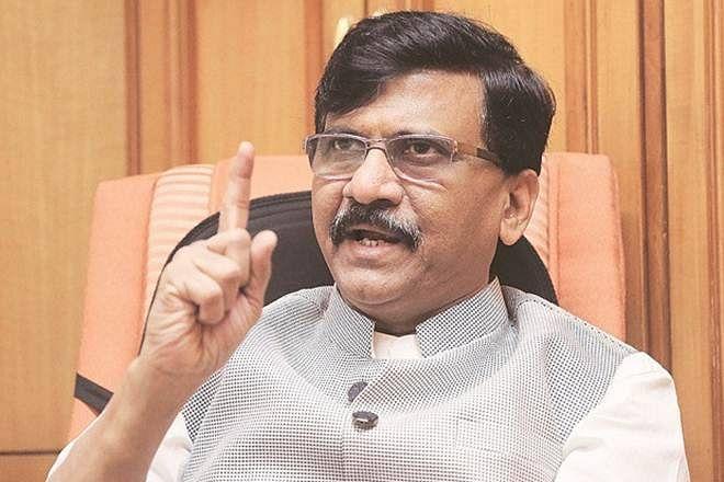 Sanjay Raut slams Fadnavis,  BJP after Hegade's claim
