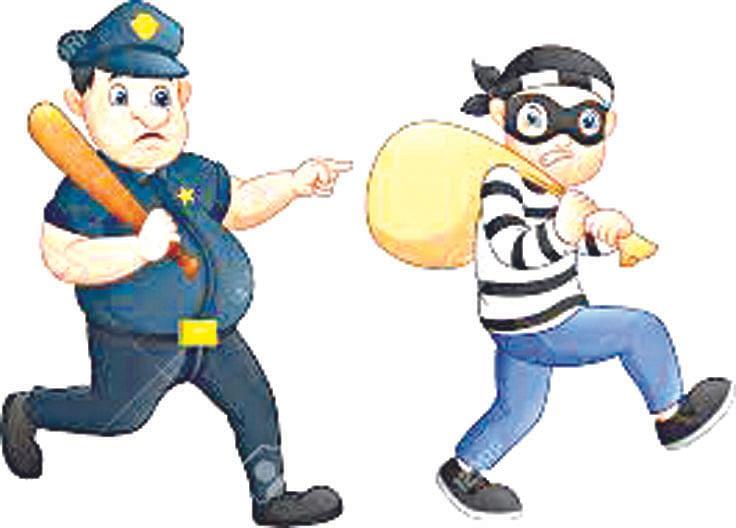 श्रीरामपुरात राज्य कुणाचं जनतेचा सवाल, चोर झाले शिरजोर अन् पोलीस कमजोर