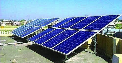 मनपाच्या कार्यालयांत पडणार सौर प्रकाश; स्मार्ट सिटी अंतर्गत सौर ऊर्जा प्रकल्प राबवणार
