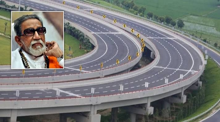 अखेर समृद्धी महामार्गास 'हिंदु हृदयसम्राटांचे' नाव