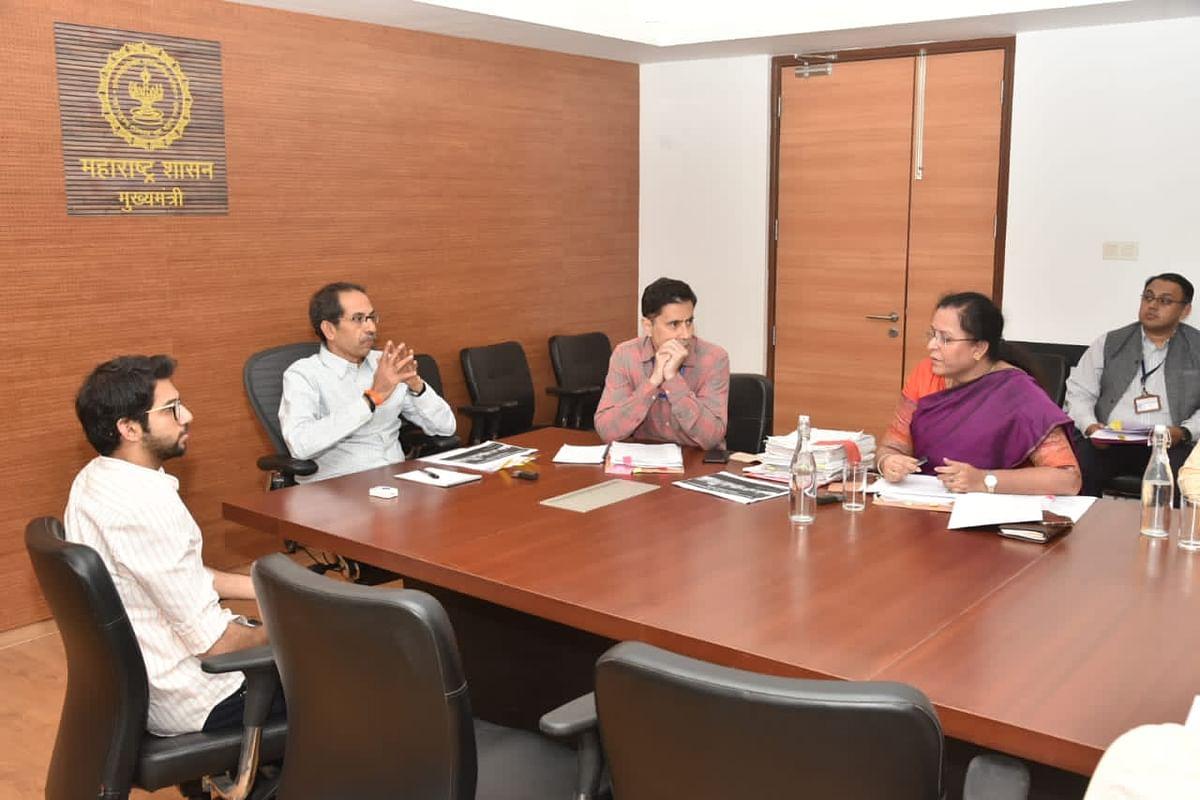 मुंबईत जागतिक दर्जाचे मत्स्यालय उभारणार : मुख्यमंत्री उद्धव ठाकरे