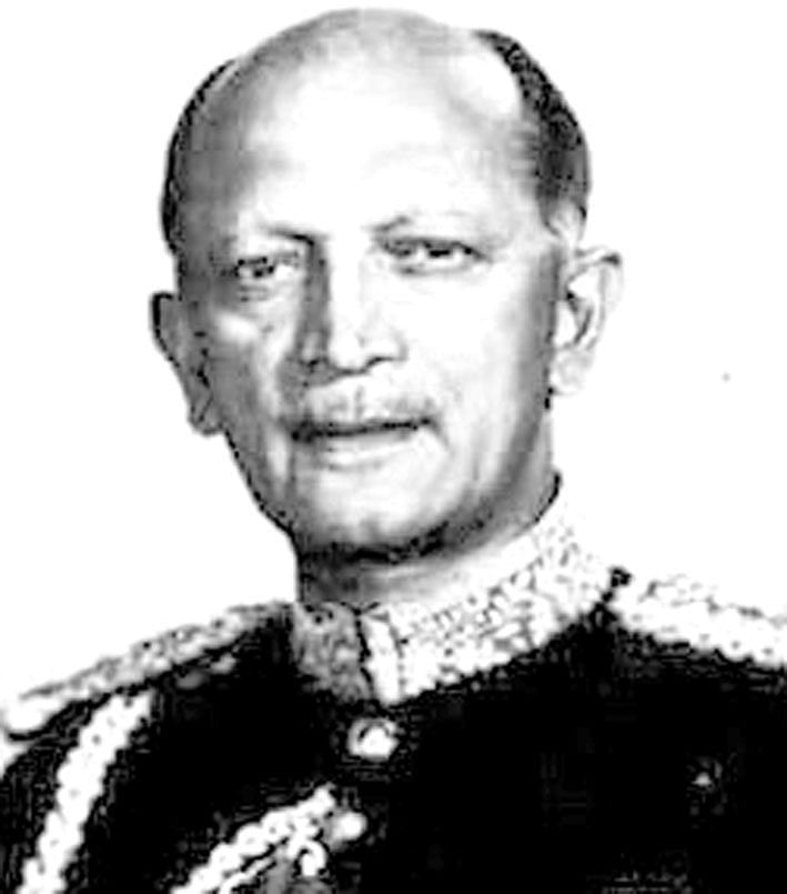 फिल्ड मार्शल के.एम करीआप्पा