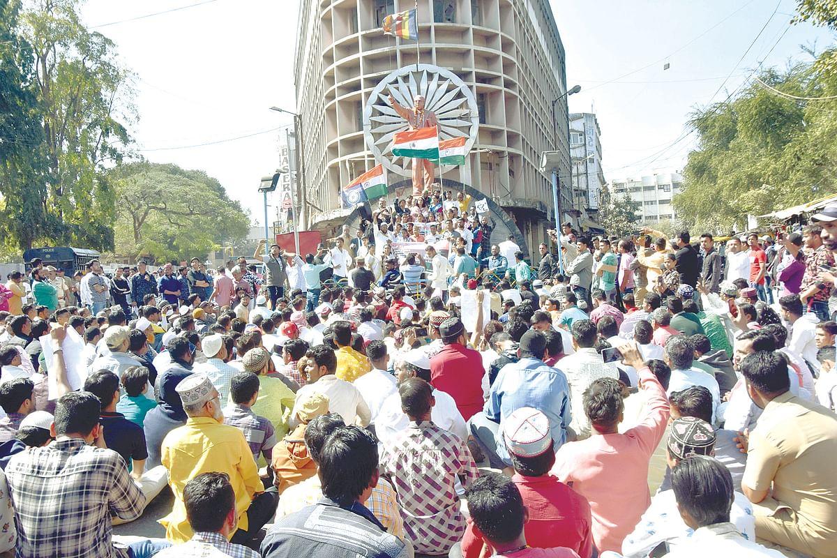 Bharat Bandh: Mixed response in Nashik