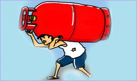 Domestic gas sours by Rs 168 in five months