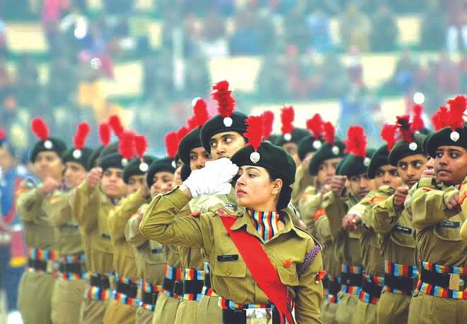 Strength of girl cadets to enhance by 22 % by 2022