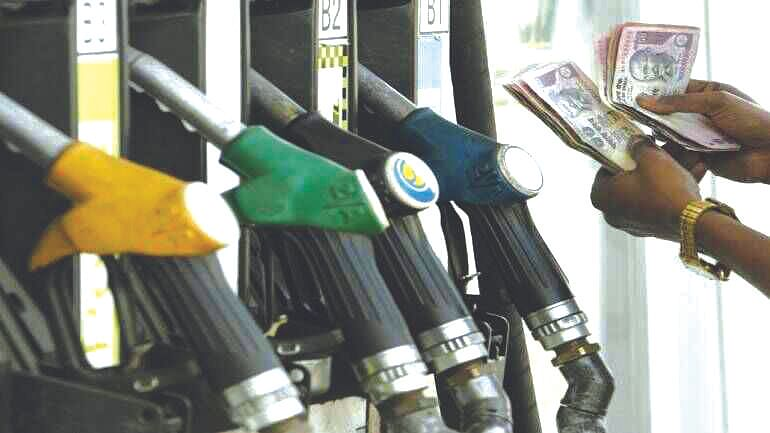 Fuel prices rise for 4th straight day