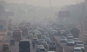 Nashik, Jalgaon in list of air polluted cities: Greenpeace