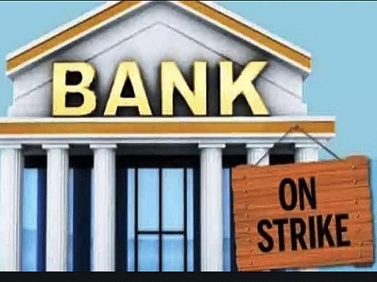 Two-day bank strike from tomorrow