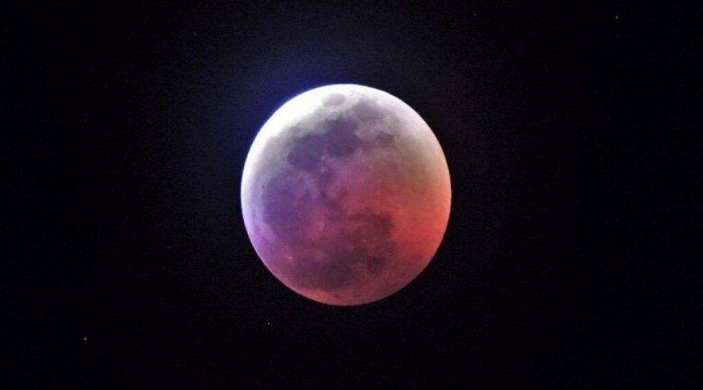 वर्षातील पहिले चंद्रग्रहण आज; असा असणार कालावधी