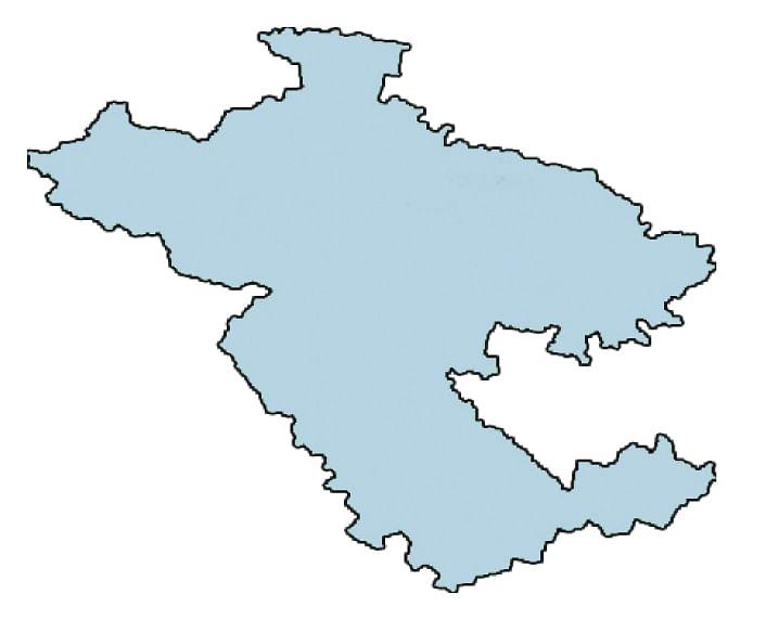 नगर जिल्ह्याचे त्रिभाजन