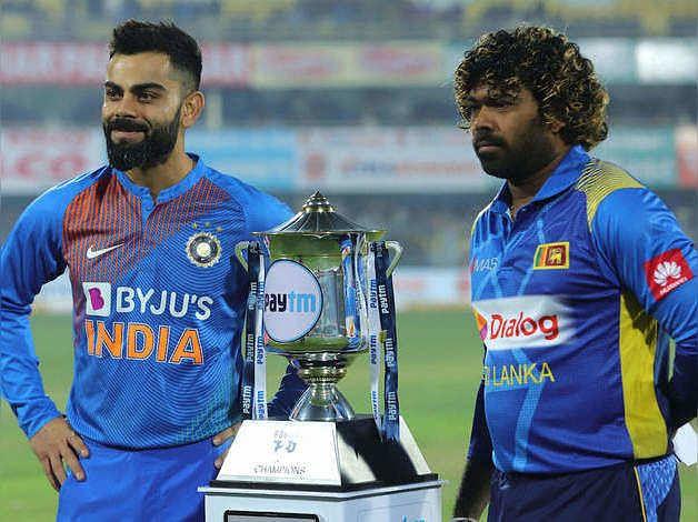 टी-२०: लंकेने नाणेफेक जिंकली, भारताची फलंदाजी!