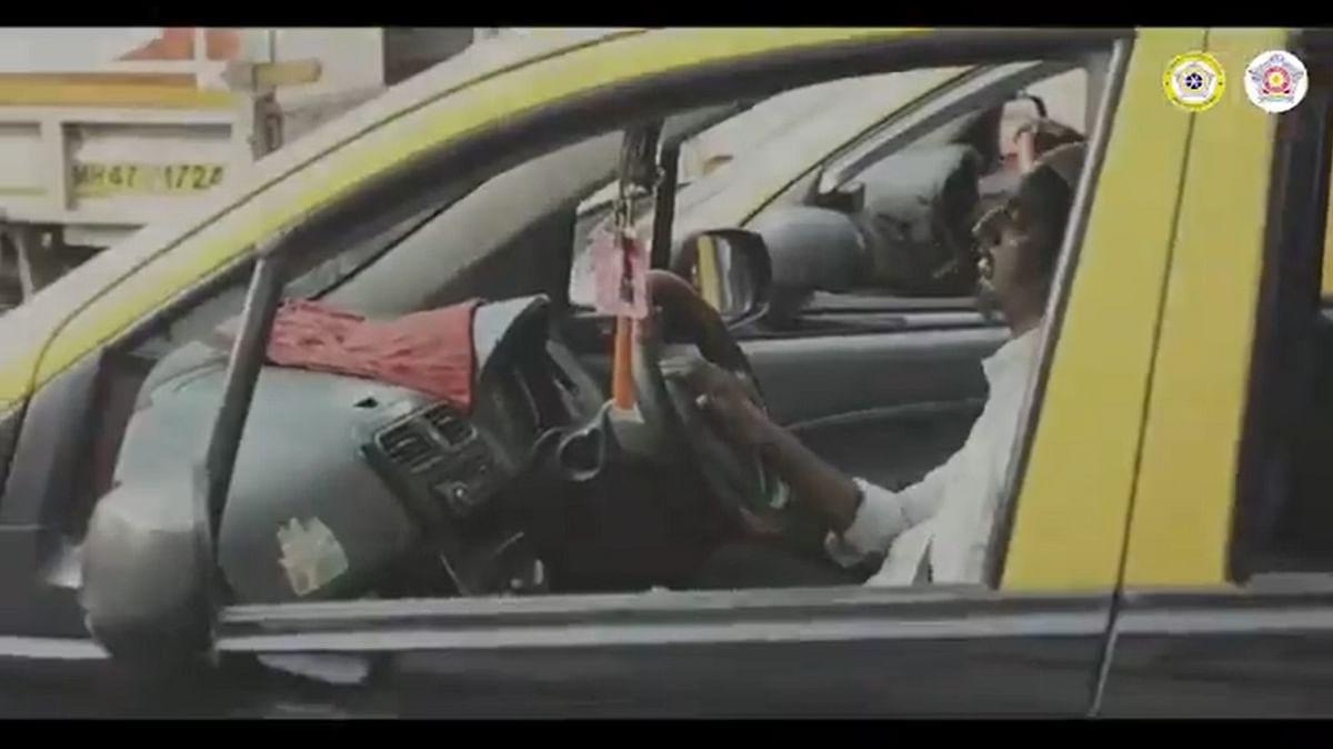 Video : मुंबई पोलीस म्हणतात 'हॉर्न नॉट ओके प्लिज! पण का?