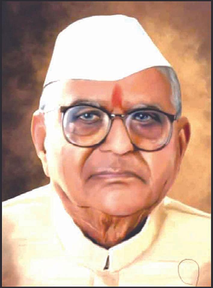ज्येष्ठ नेते रामनाथ वाघ अनंतात विलिन