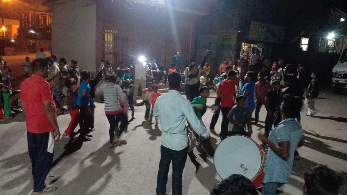 Video : 'महाराष्ट्र केसरी' हर्षवर्धनच्या चाहत्यांनी नाशिकसह हरसूलमध्ये केला जल्लोष