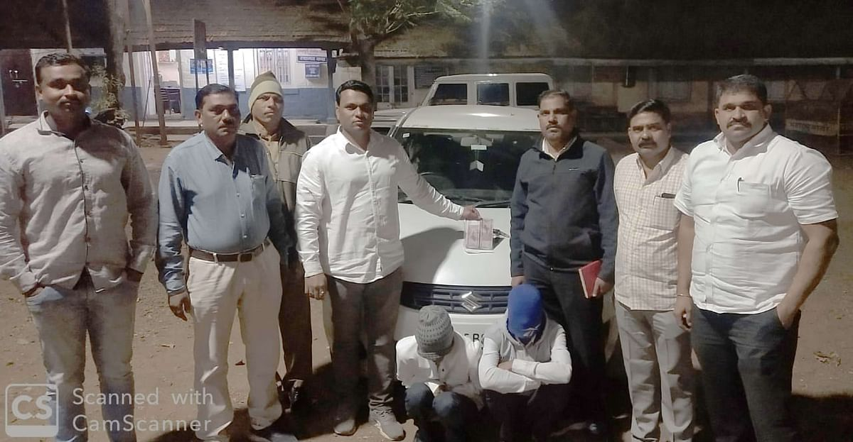 इगतपुरी : गर्दीचा फायदा घेऊन लूटमार करणारे सराईत गुन्हेगार जेरबंद