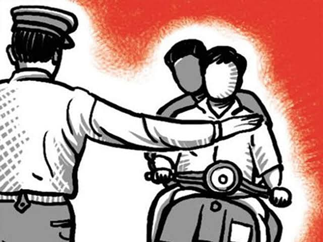 Traffic police recover Rs 5.34 cr as fine