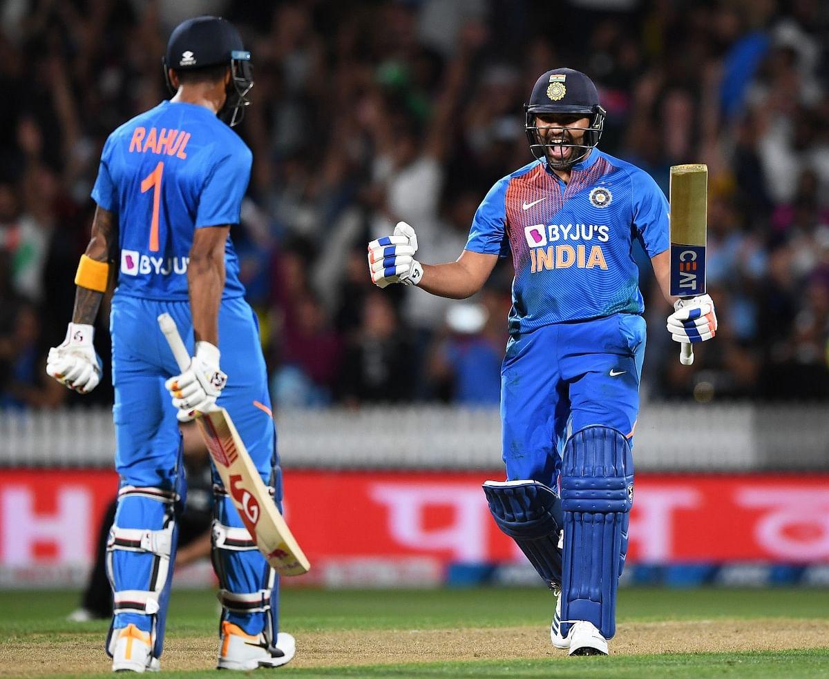 तिसऱ्या टी-२० सामन्यात भारताचा रोमहर्षक विजय; मालिकाही खिशात
