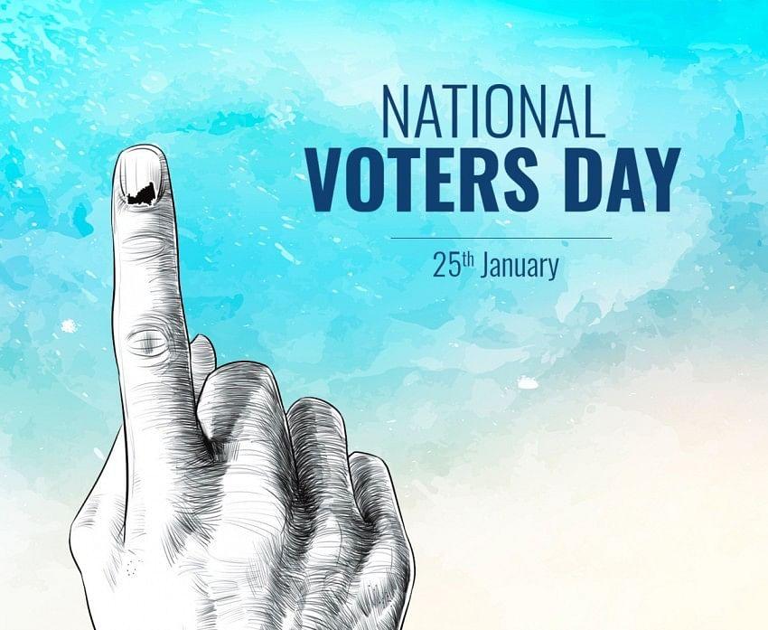राष्ट्रीय मतदारदिन : निर्यभयपणे मतदान हेच लोकशाहीचे बलस्थान