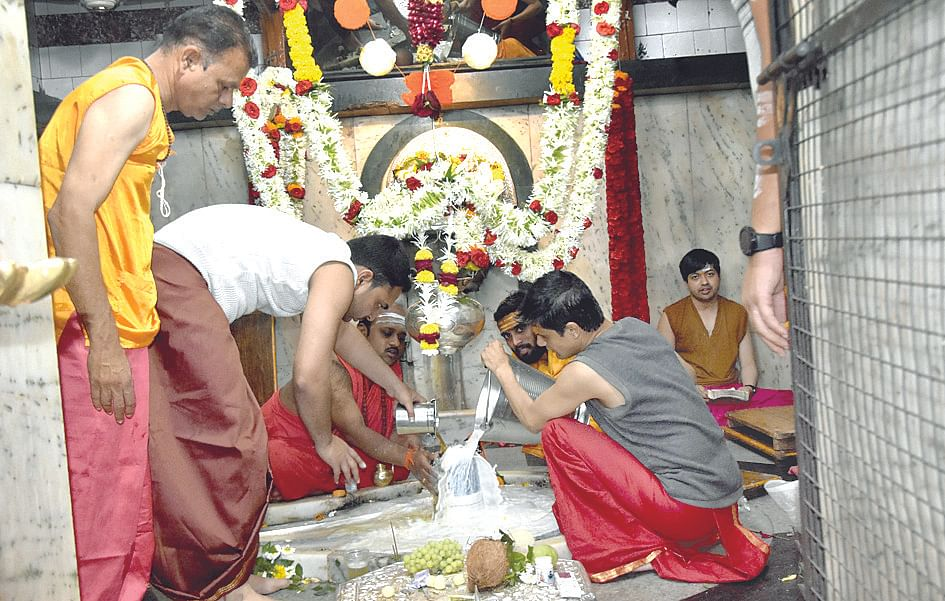Maha Shivratri' celebrated with religious fervour