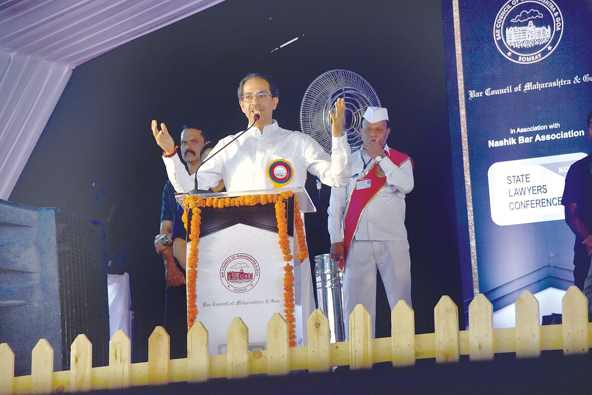 Laws need to be changed: CM Thackeray