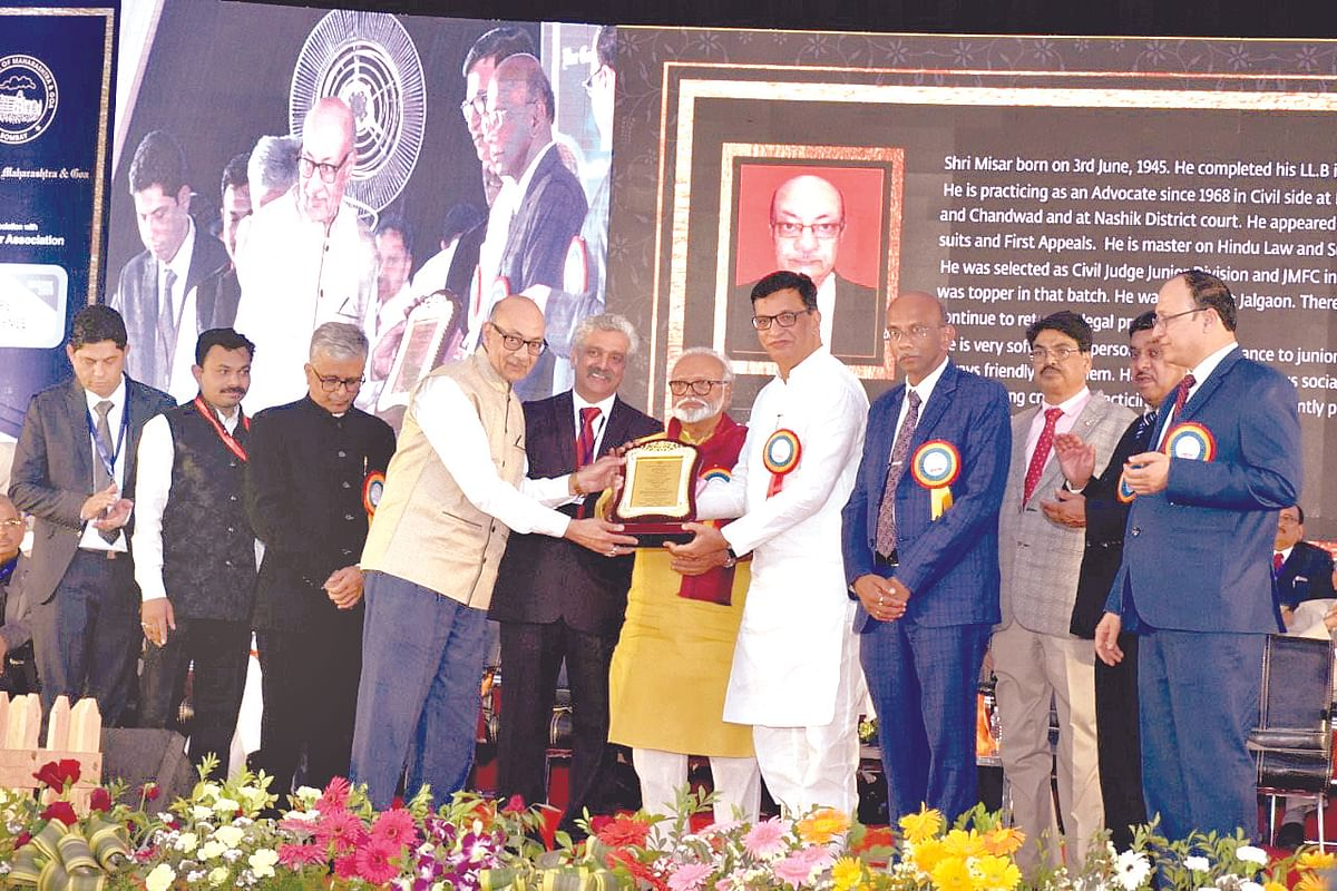 State level lawyers' conference concludes: Judges, lawyers need to be vigilant about law enforcers: Bhujbal