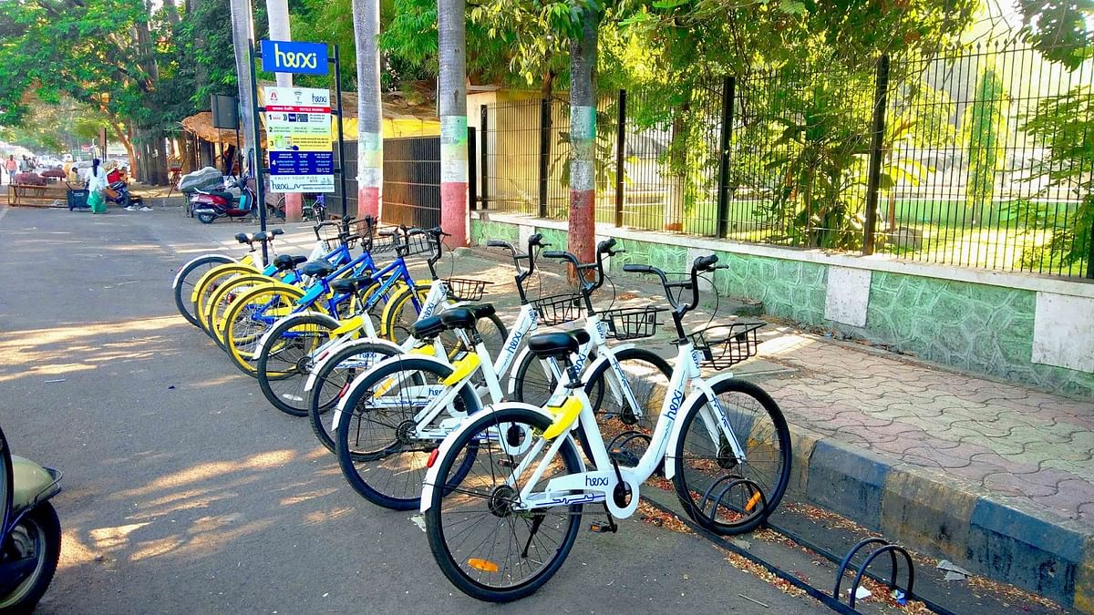 Scam in public bicycle sharing project?