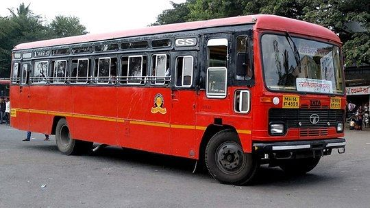 MSRTC buses start operating with full capacity