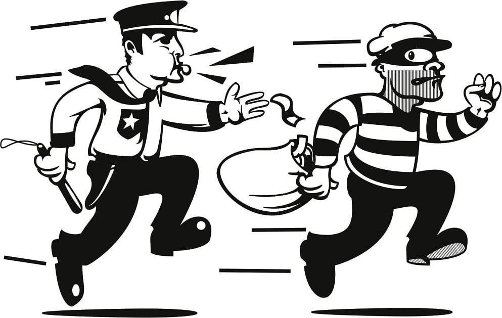 कर्जत : सबजेलमधून पाच खतरनाक गुन्हेगारांचे पलायन