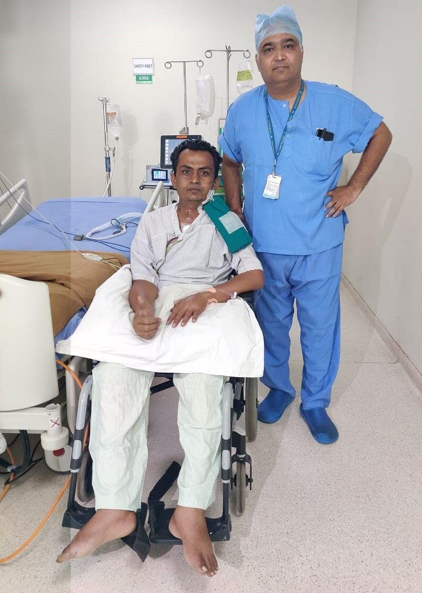 'अपोलो'त ३६ वर्षीय रुग्णावर हृदय प्रत्यारोपण शस्रक्रिया यशस्वी