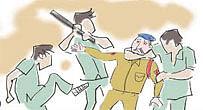 चाळीसगाव पोलिसांवर हल्ला