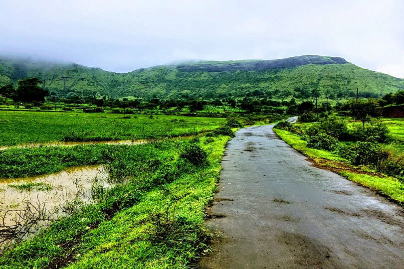Igatpuri, hill station with bumpy ride