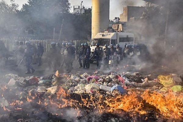 दिल्ली हिंसाचार 630 अटकेत