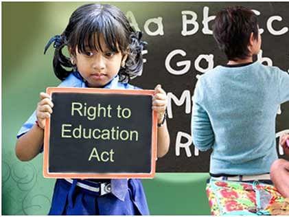 शिक्षण हक्क कायद्यांतर्गत २५ टक्के राखीव जागांचे प्रवेश सुरू