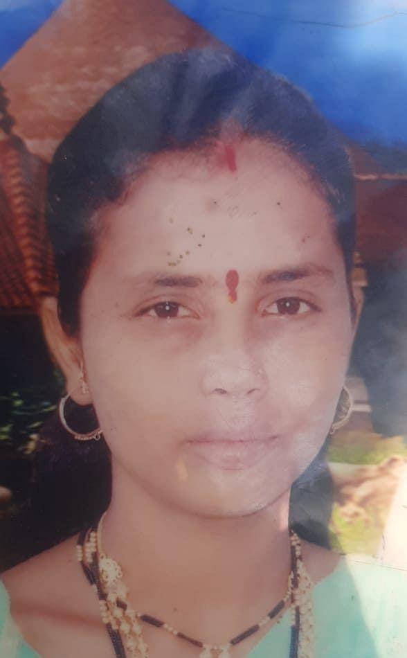संशयावरून पत्नीची हत्या मृतदेह पेट्रोलने जाळला
