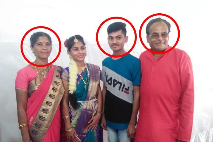 कुटुंबाच्या सामूहिक आत्महत्येनंतर 'त्या' विवाहित मुलीची पतीसह नदीत उडी