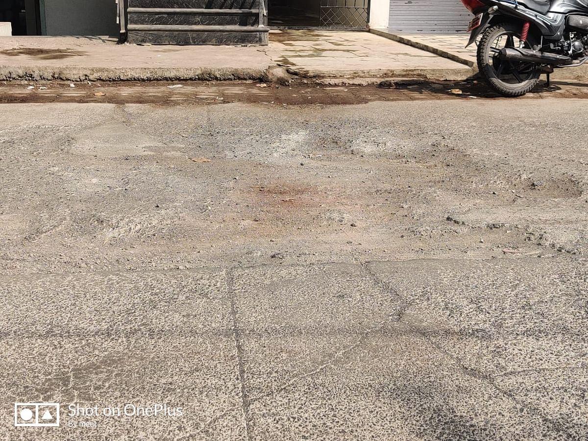 इगतपुरी : हिल स्टेशन की खड्यांचे स्टेशन? प्रशासनचे मात्र दुर्लक्ष
