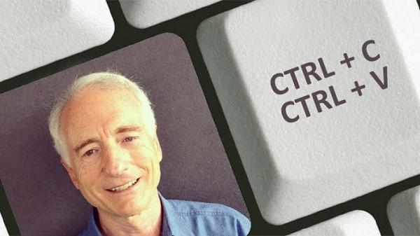 Ctrl C आणि Ctrl V चा जनक हरपला; स्टीव्ह जॉब्स, बिल गेट्सही यांनी घेतली होती प्रेरणा
