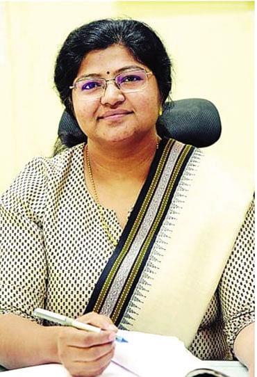 मनपा आयुक्तपदी डॉ.माधवी खोडे चवरे यांची नियुक्ती