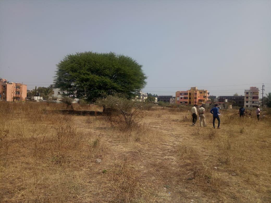 उपनगर : जयभवानी रोड परिसरात दगडाने ठेचून तरुणाची हत्या
