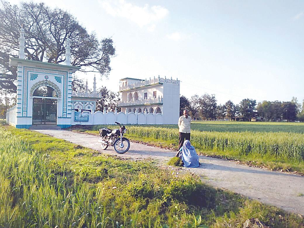 अयोध्या : मशिदीमुळे रोहनाई गाव येणार नकाशावर