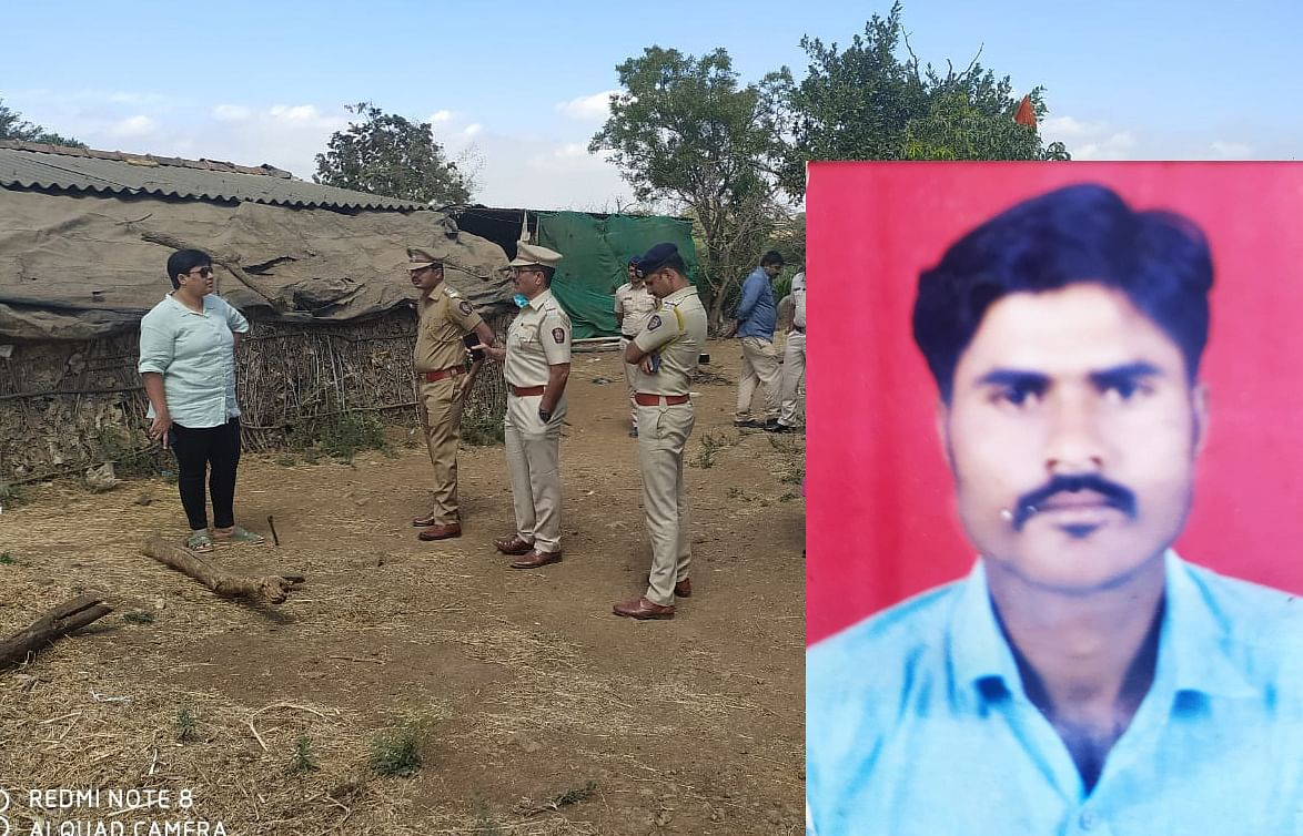 दिंडोरी : चारित्र्याच्या संशयावरून मोठ्या भावाकडून लहान भावाचा खुन