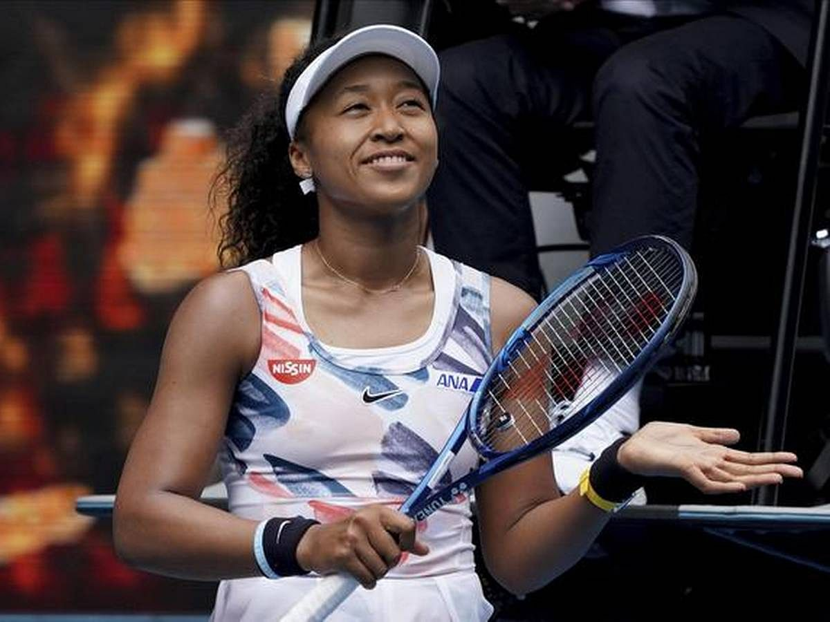 Former world No 1 Naomi Osaka supports Tokyo Games postponement