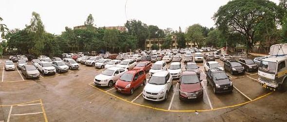 स्मार्ट पार्कींगला नाशिककरांचा उस्फुर्त प्रतिसाद; दहा दिवसांत सात हजार वाहनांची नोंद