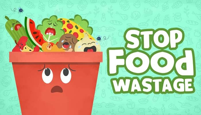 Deshdoot Awareness on Civic Sense : Stop wastage of food: Think, Eat, Save