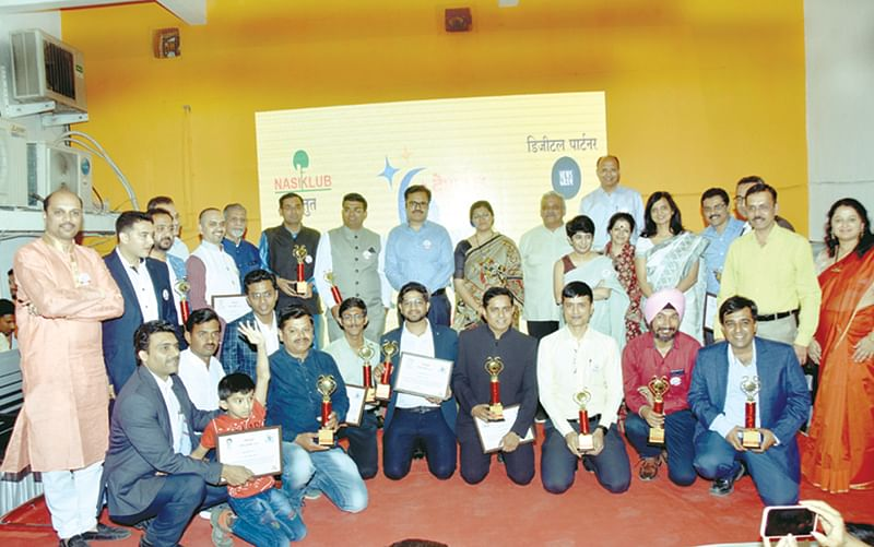 Photo Gallery/Video : Self motivation and values key ingredients for success: District Collector