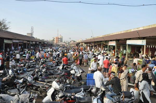 नगरची बाजार समिती 31 मार्चपर्यंत बंद