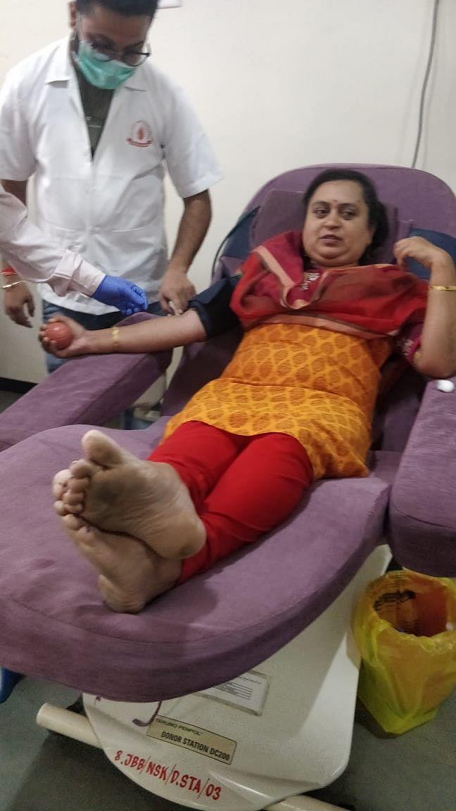 करोना संकट : रक्तदानासाठी नाशिककर सरसावले